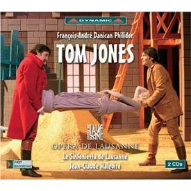 Philidor - Tom Jones, Opéra-comique / Malgoire